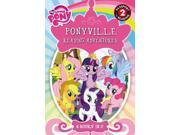 Ponyville Reading Adventures Passport to Reading, Level 2: My Little Pony Hasbro (Corporate Author)