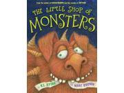 The Little Shop of Monsters 9SIA9UT3YT6792