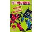 Sideswipe Versus Thunderhoof Transformers Robots in Disguise 9SIA9UT3YU2612