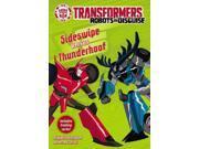 Sideswipe Versus Thunderhoof Transformers Robots in Disguise 9SIA9UT3YU2612