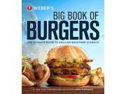 Weber's Big Book of Burgers 9SIABHA4P70910