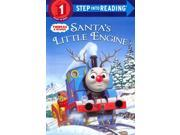 Santa's Little Engine Thomas and Friends. Step into Reading 9SIAA9C3WP8856