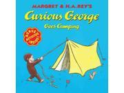 Curious George Goes Camping Curious George 9SIA9UT3XY3719
