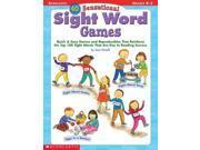 40 Sensational Sight Word Games