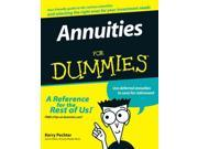 Annuities for Dummies For Dummies