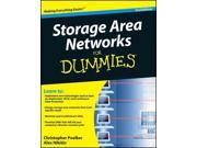 Storage Area Networks for Dummies For Dummies 2 Poelker, Christopher/ Nikitin, Alex
