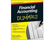 Financial Accounting for Dummies For Dummies