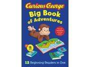 Curious George Big Book of Adventures Curious George 9SIA9UT3YA6693