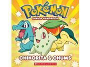 Chikorita and Chums Pokemon Junior Handbooks 9SIAA9C3WN9347