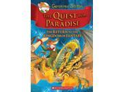 The Quest for Paradise Geronimo Stilton and the Kingdom of Fantasy Reprint
