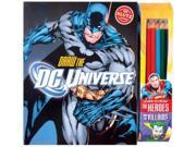 Draw DC Universe NOV PCK Nichols, Kaitlyn
