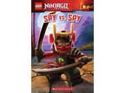 Spy vs. Spy Scholastic Readers: Lego 9SIADE46209082