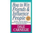 How to Win Friends & Influence People Paperback by Dale Carnegie (Author) Binding: Paperback Publisher: Pocket Books Publish Date: October 1, 1998 Synopsis: For more than sixty years the rock-solid, time-tested advice in this book has carried thousands of now famous people up the ladder of success in their business and personal lives