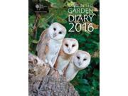 Wild in the Garden Diary 2016 Royal Horticultural Society DRY
