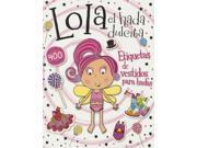 Etiquetas de vestidos para hadas Lola El Hada Dulcita ACT STK