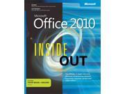 Microsoft Office 2010 Inside Out Inside Out PAP/PSC Bott, Ed/ Siechert, Carl