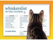 Whiskerslist Bailey, Angie