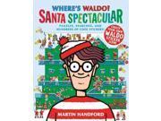 Where's Waldo? Santa Spectacular Where's Waldo? ACT CSM ST