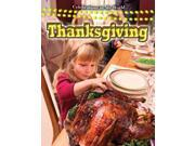 Thanksgiving Celebrations in My World
