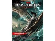 Princes of the Apocalypse Elemental Evil, Dungeons and Dragons