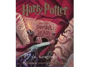 Harry Potter and the Chamber of Secrets Harry Potter Unabridged