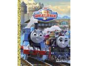 Thomas & Friends Summer 2016 Movie Big Golden Book Big Golden Books 9SIADE461Z9415