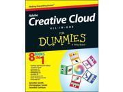 Adobe Creative Cloud Design Tools All-In-One for Dummies For Dummies PAP/PSC