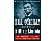 Killing Lincoln Thorndike Press Large Print Nonfiction Series LRG REP