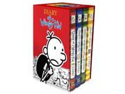 Diary of a Wimpy Kid Box of Books Diary of a Wimpy Kid BOX 9SIA9UT41H7107