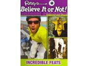 Incredible Feats Ripley's Believe It or Not! Disbelief and Shock!