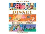 The Art of the Disney Golden Books Solomon, Charles