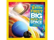 National Geographic Little Kids First Big Book of Space National Geographic Little Kids First Big Books 9SIA9UT3Y88331