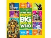 First Big Book of Who National Geographic Little Kids First Big Books 9SIAA9C3WJ2539