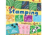 Art Stamping Using Everyday Objects Art Painting