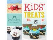 Kids' Treats Binding: Paperback Publisher: Adams Media Corp Publish Date: 2015/08/01 Synopsis: Presents instructions for creating fifty unique treats, including frog oreos, watermelon cupcakes, and graham cracker airplanes