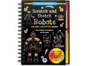 Robots Scratch and Sketch Scratch & Sketch ACT SPI