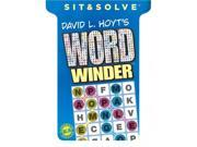 Word Winder Sit & Solve CSM Hoyt, David L.