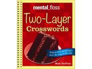Mental Floss Two-Layer Crosswords CSM SPI Gaffney, Matt