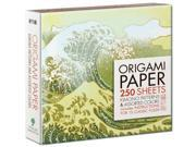Kimono Patterns & Assorted Colors Origami Paper BOX Wall, Rob (Illustrator)