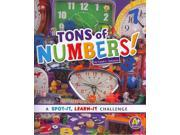 Tons of Numbers! Spot-It, Learn-It!