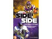 Side-by-Side Football Stars Sports Illustrated Kids: Side-by-Side Sports 9SIA9UT3YM5058