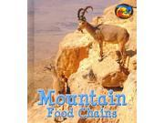 Mountain Food Chains Heinemann First Library 9SIA9UT3YU8687