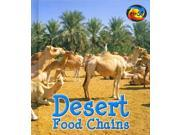 Desert Food Chains Heinemann First Library 9SIA9UT3Y45506