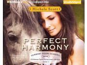 Perfect Harmony Fairmont Riding Academy Unabridged Scott, Michele/ McFadden, Amy (Narrator)