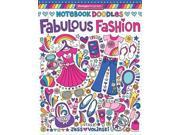 Notebook Doodles Fabulous Fashion Notebook Doodle NTB