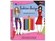 Fashion Design Workshop Drawing Book & Kit Walter Foster Studio PAP/HAR