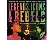 Legends, Icons & Rebels HAR/COM 9SIAA9C3WK2765