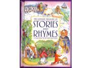 The Ultimate Treasury of Stories and Rhymes Baxter, Nicola