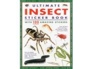 Ultimate Insect Sticker Book STK Young, Liz (Editor)