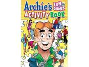 Archie's Fun'n'Games Activity Book 9SIA9UT3YF7004